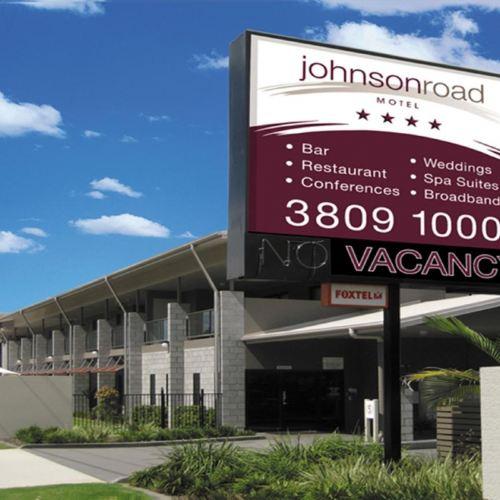 約翰遜之路汽車旅館
