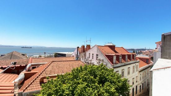 Alfama River View by Homing