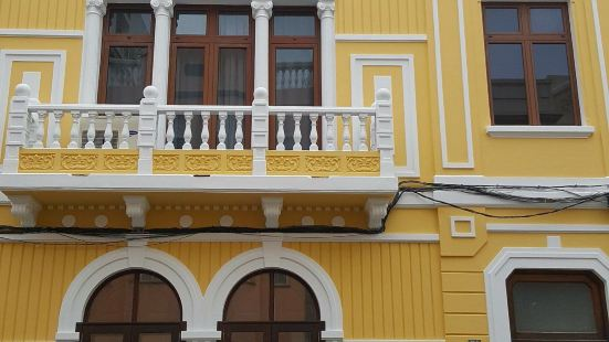 Los Canaritos Guest-House