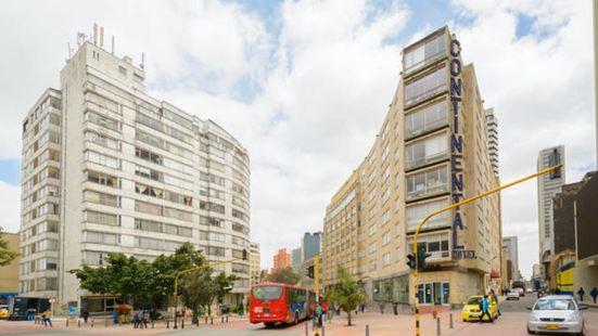 波哥大歐陸大廈阿帕塔套房