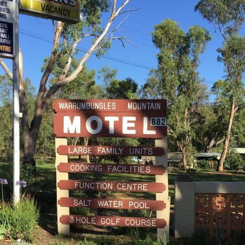 Warrumbungles Mountain Motel