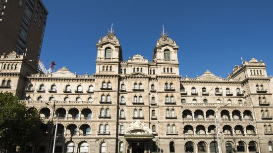 The Hotel Windsor Melbourne