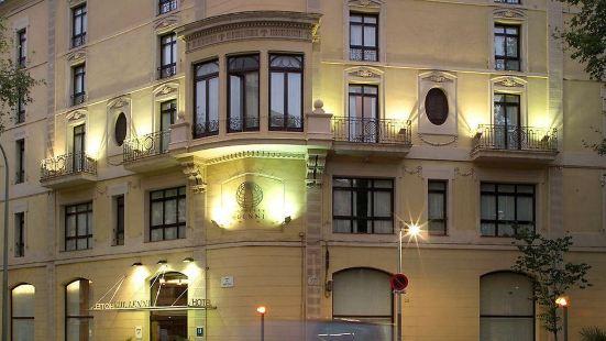 加爾比密列尼酒店