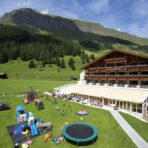 辛特圖塞爾霍夫小童與冰川酒店