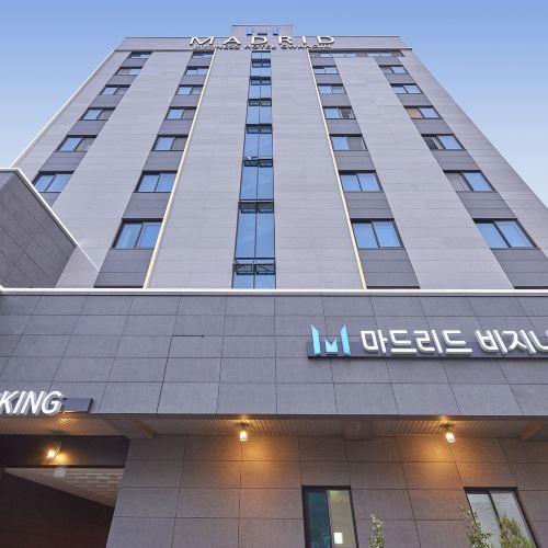 마드리드 호텔 광주