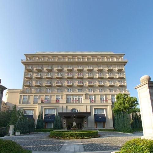 皇冠安城豪華酒店