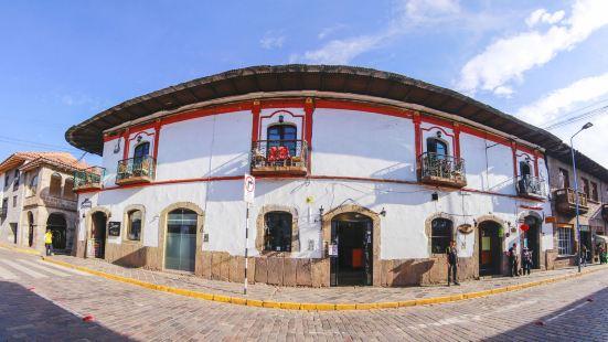 The Grasshopper Hostal Plaza de Armas