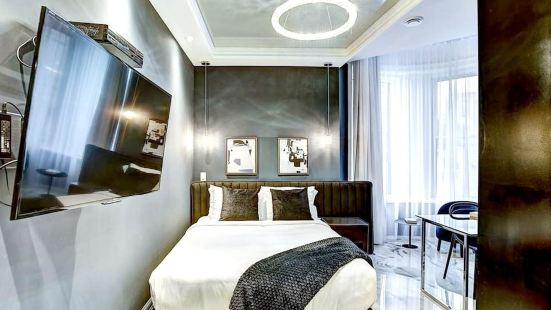維勒馬裏開放式公寓酒店 - 附設備完善花園無網上網