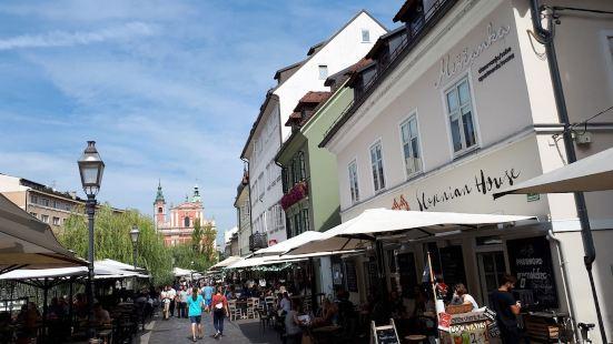 Apartments and Rooms Meščanka