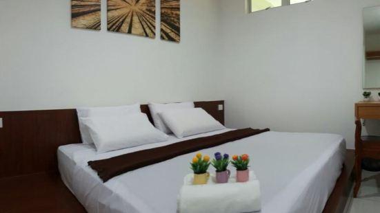 亚庇双人度假屋-1张双人床