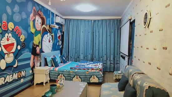 瀋陽聚愛影院式主題公寓