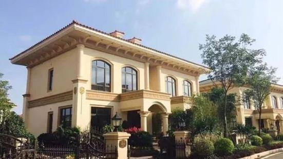Quandu Hot Spring Diamond Villa