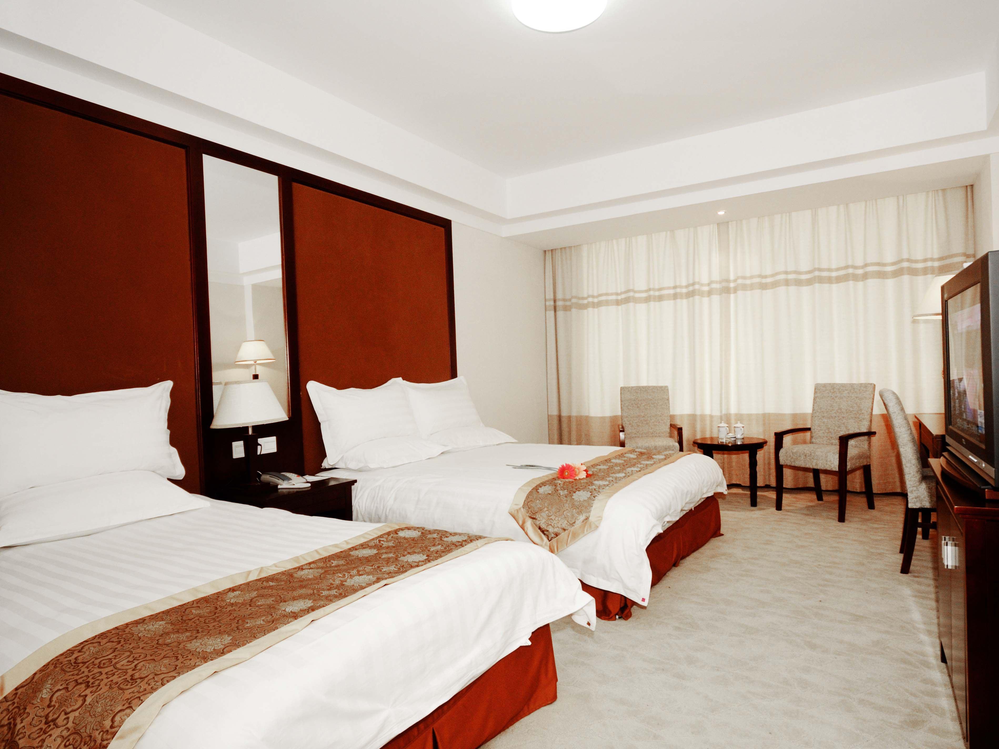 常州新都大酒店(大床房/高级标准房)