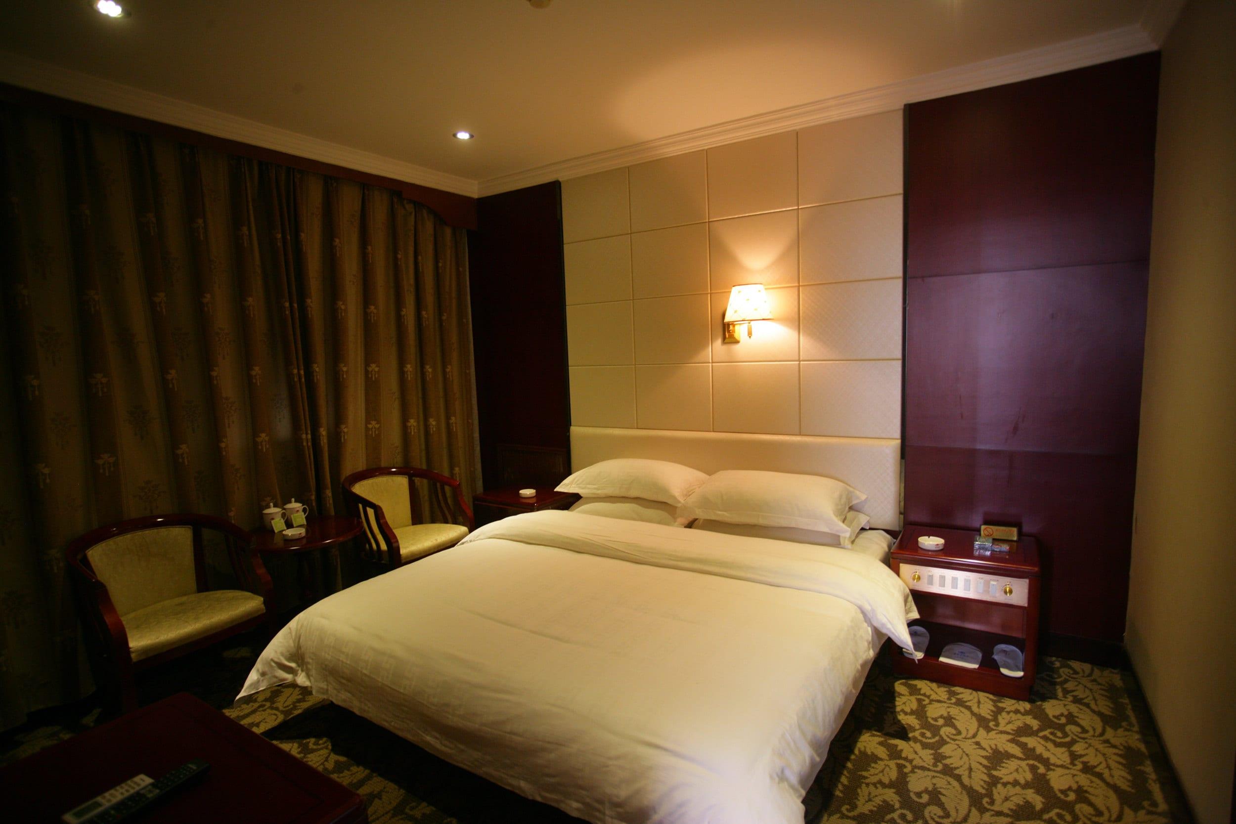 宾馆单间设计图展示