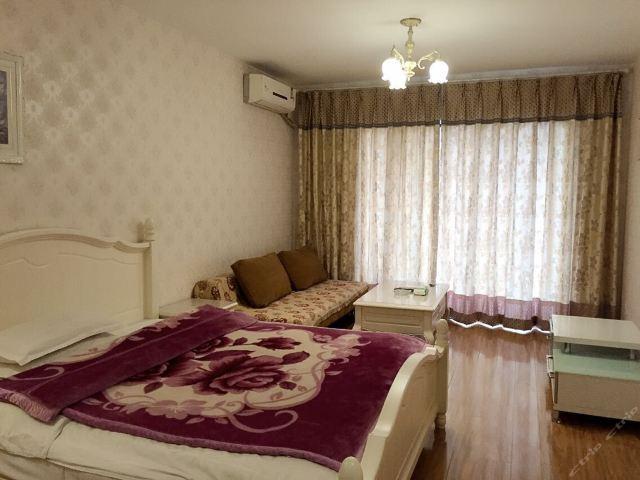 成都赛维酒店公寓-豪华欧式大床房