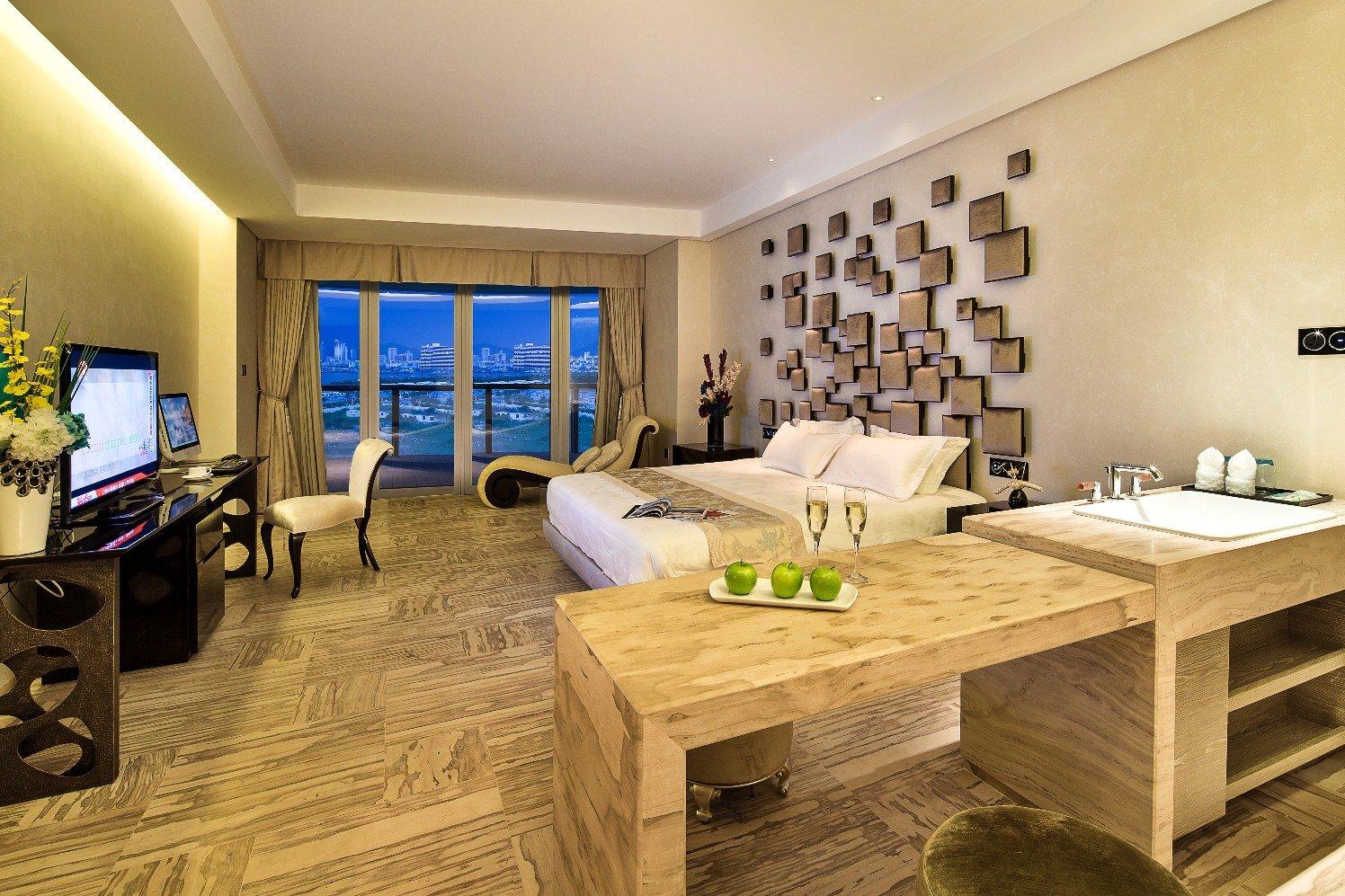 三亚湾海景公寓/三亚湾短租海景房-三亚三亚湾家庭