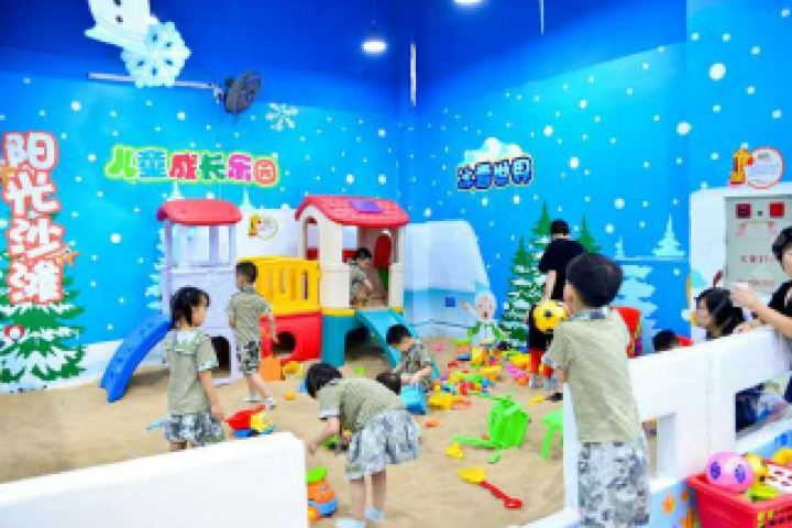 多喜乐冰雪主题儿童游乐园