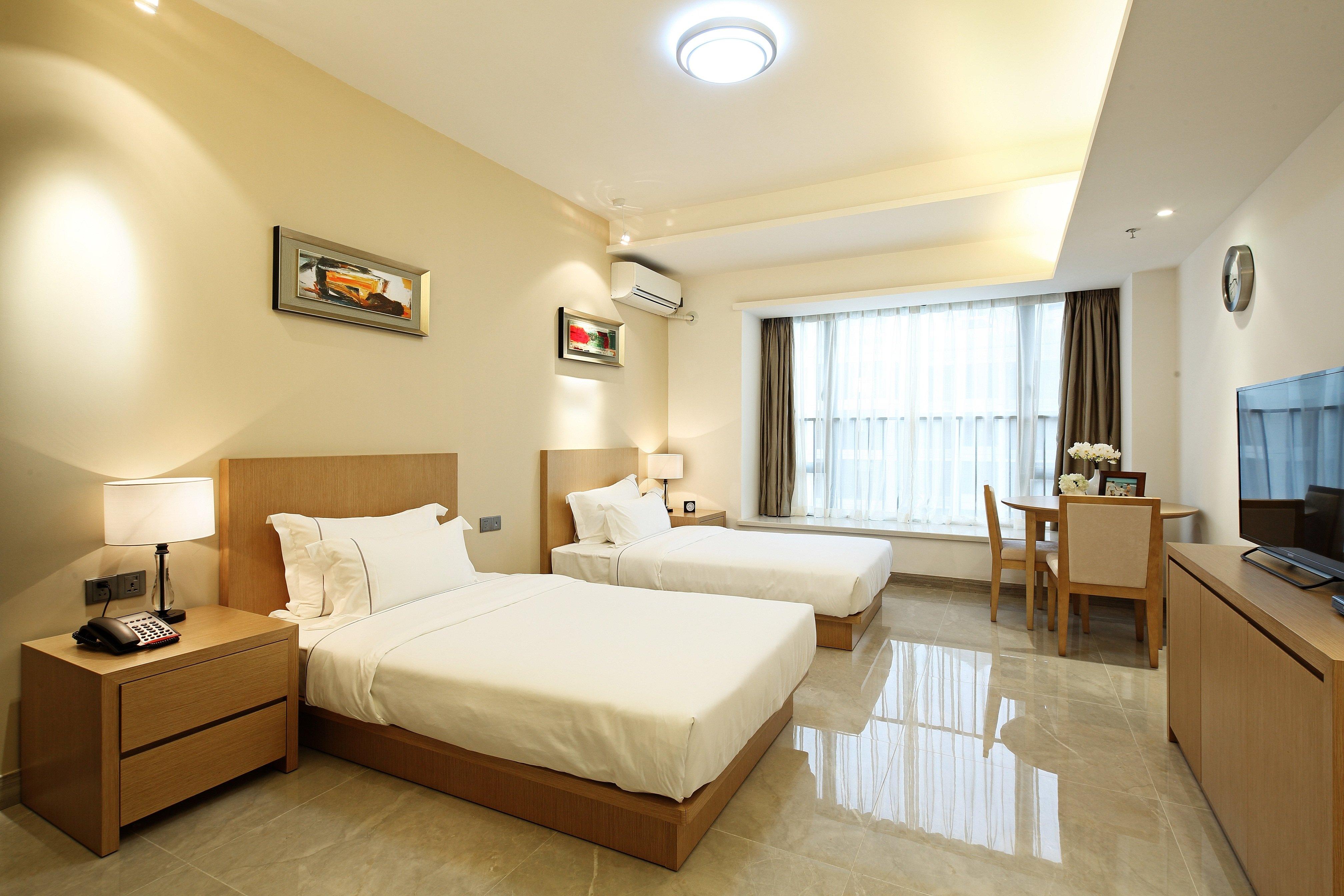 公寓式酒店行政人员应该怎么配置