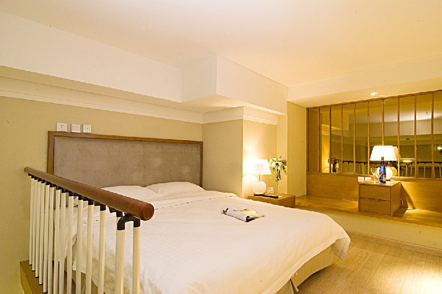 武汉新宿酒店-公寓复式房(限量特惠)