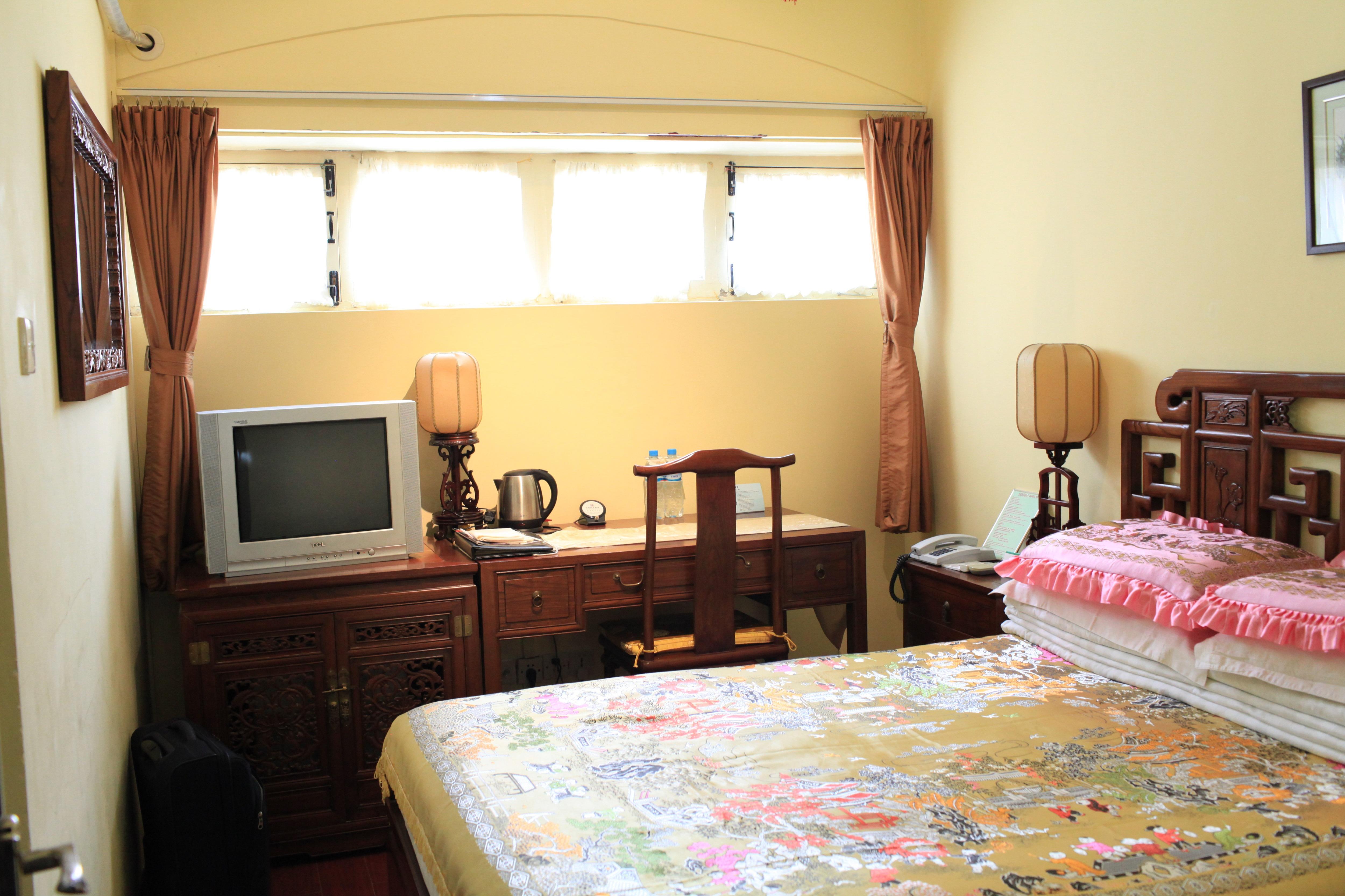 北京四合院宾馆(中式古典大床房)图片