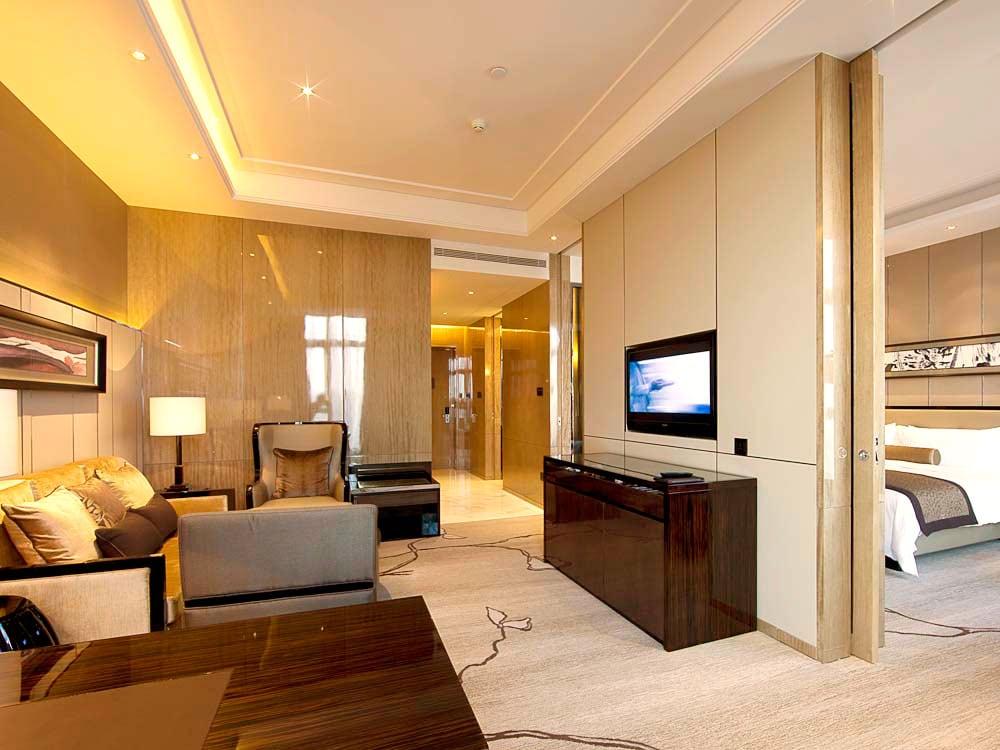 石狮绿岛国际酒店-豪华套房[含早]