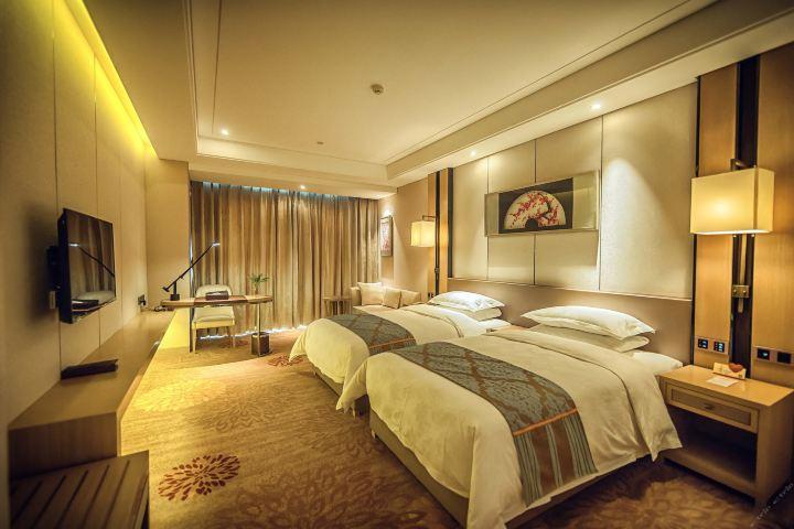 郑州泰宏文森特国际酒店(豪华套房)