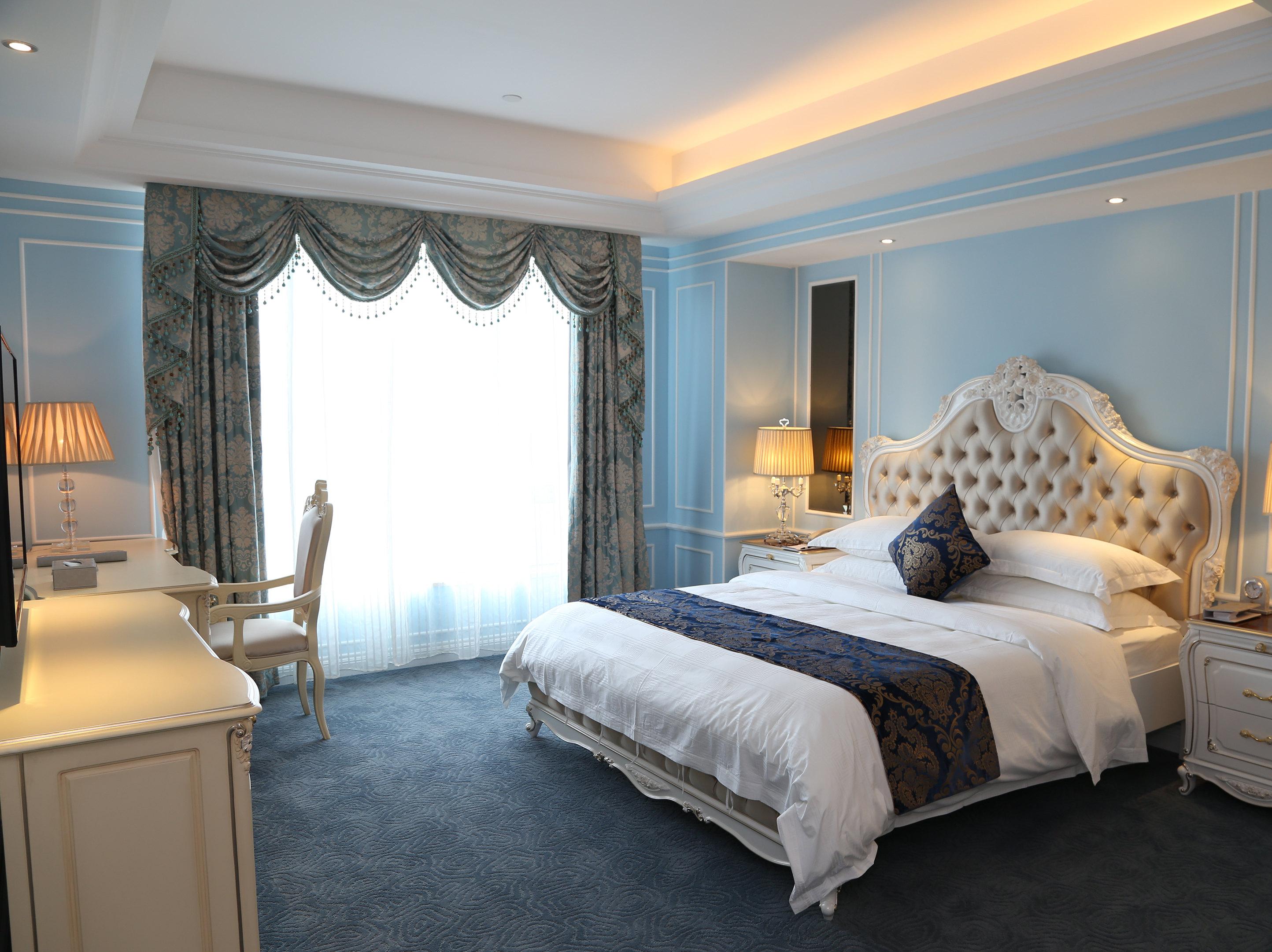 高档酒店背景素材