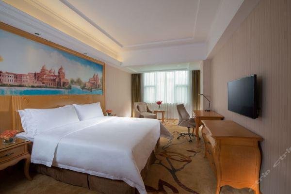 维也纳酒店(广州香江动物园店)-高级大床房