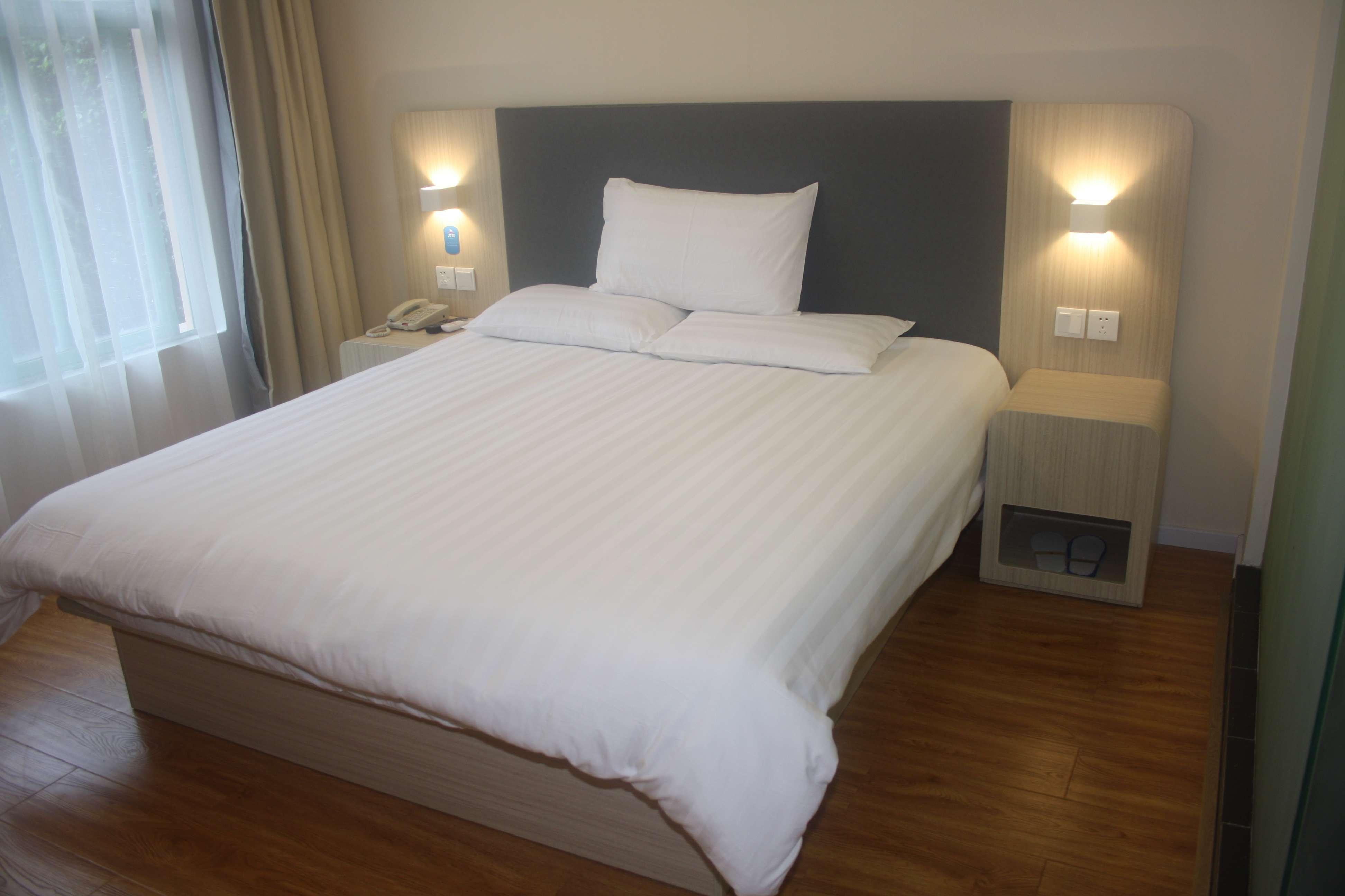 酒店_汉庭酒店-大床房