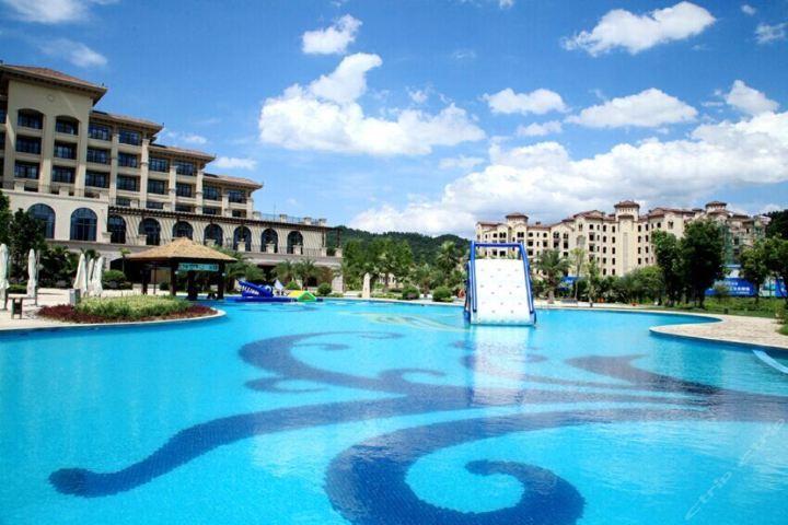 宜春明月山维景国际温泉度假酒店([含早]标准双床房