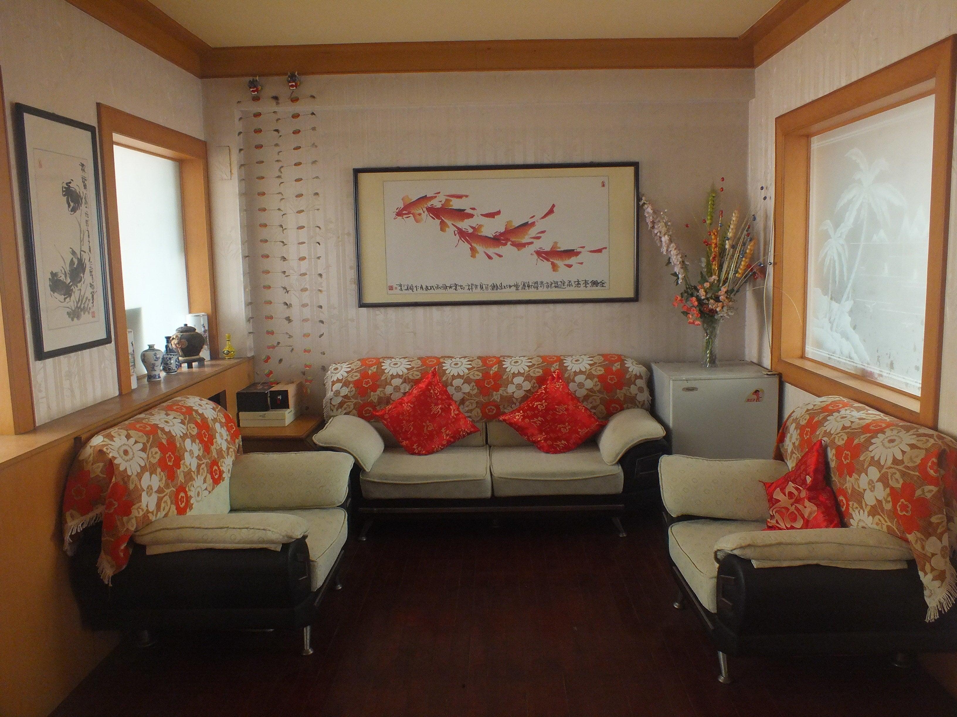 长岛海市休闲自助公寓-二室一厅