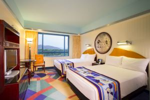 �}�h���n�ܶ��s�� (Disney��s Hollywood Hotel)-���ثȩ�[�L��]