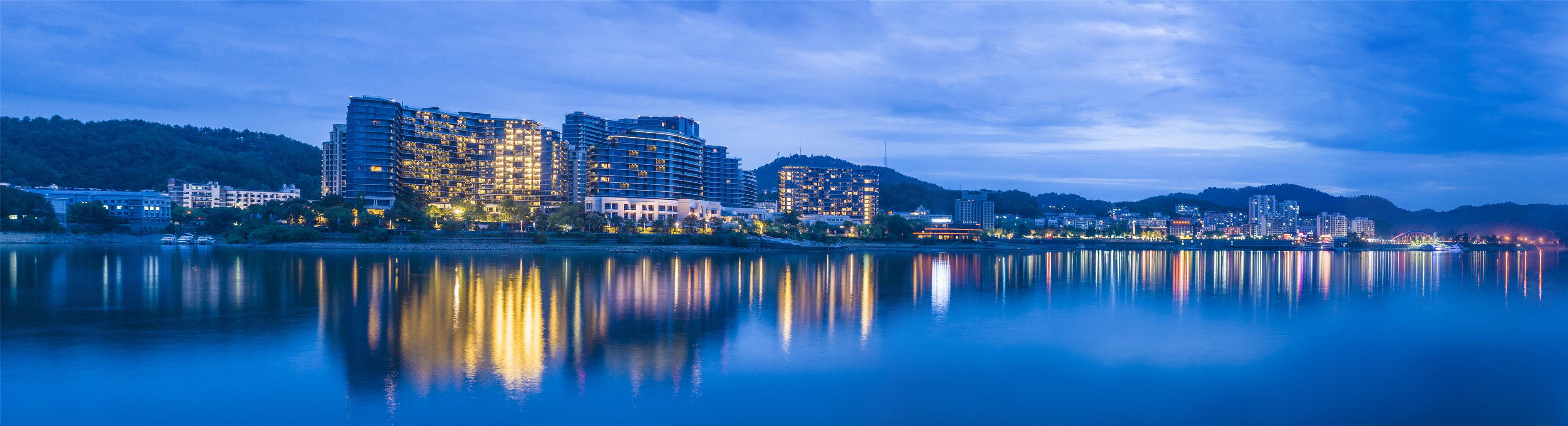 千岛湖绿城度假酒店(湖景房2晚 哈根达斯 骑行)