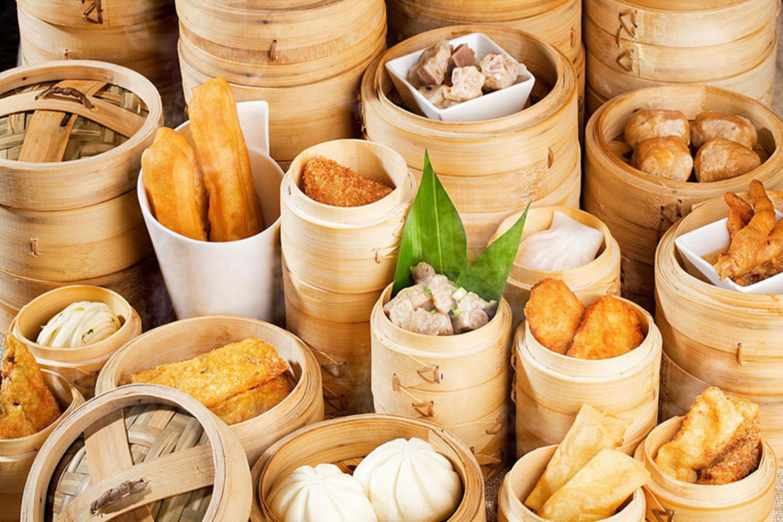 重庆江北希尔顿逸林酒店(品味西餐厅周末中式点心)图片