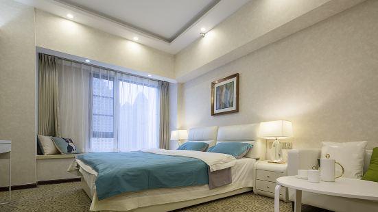 徽茵·湖畔酒店式公寓(武漢領寓店)