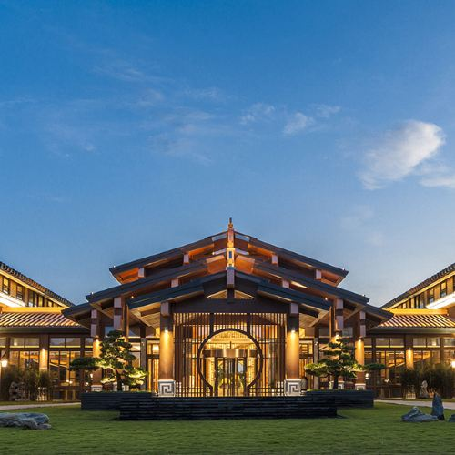Tianhan Jingyi Park View Hotel and Resorts