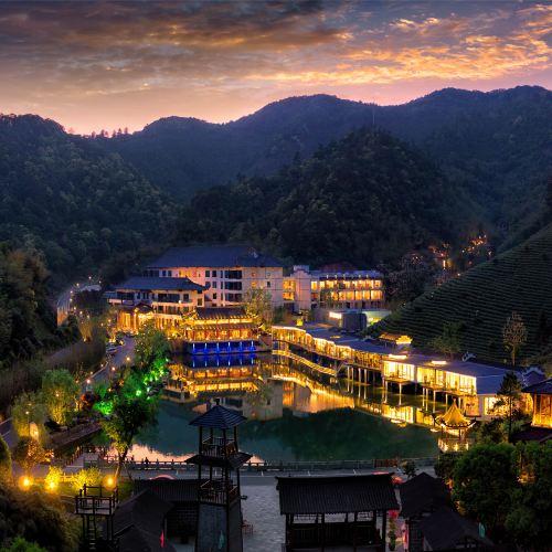 Hentique Resort Anji