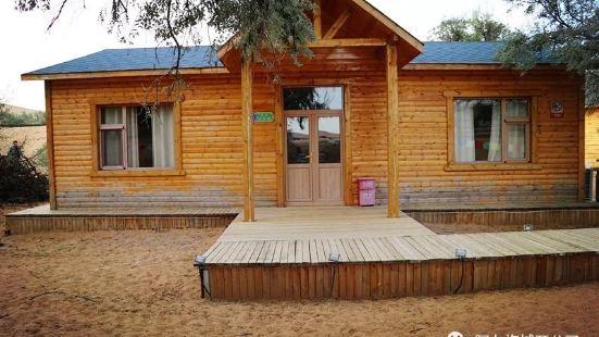 阿拉善海騮其張家湖度假營