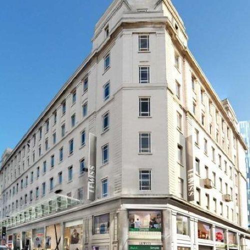 利物浦市中心阿德吉奧公寓式酒店