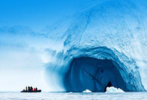 登陆南极秘境