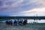 Camp Jabulani 湖边休憩