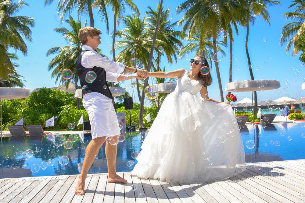 宁静岛--婚礼