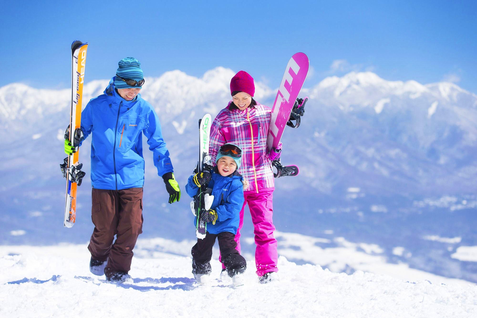 TOMAMU滑雪度假村