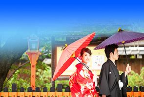 日本和风婚拍