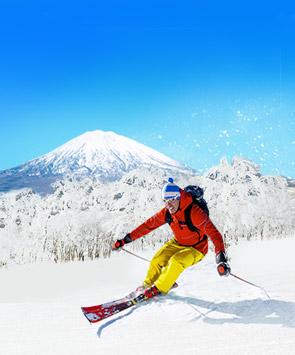暖冬北海道