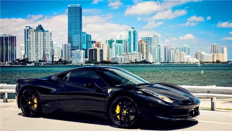 佛罗里达豪车自驾