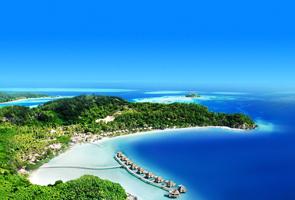 斐济富豪私岛