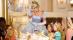 迪士尼邮轮公主下午茶