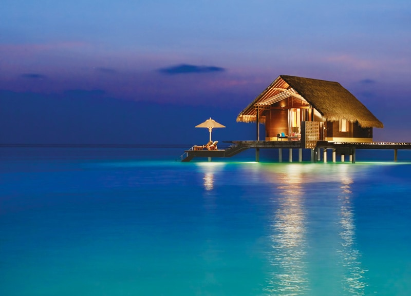 one&only water villa