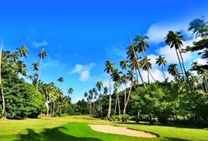 斐济高尔夫